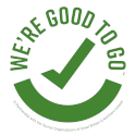 We are good to go badge